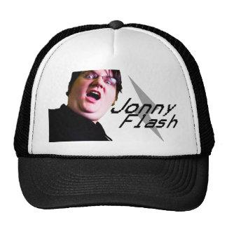 Jonny Flash Hat: Shock Trucker Hat