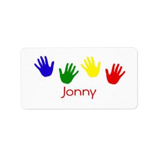 Jonny Labels