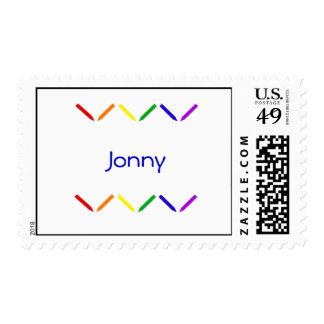 Jonny Postage