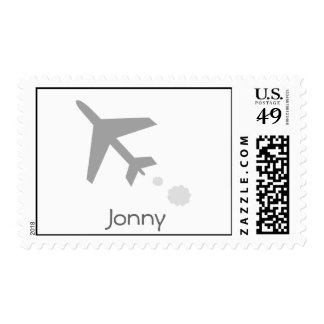 Jonny Postage Stamps
