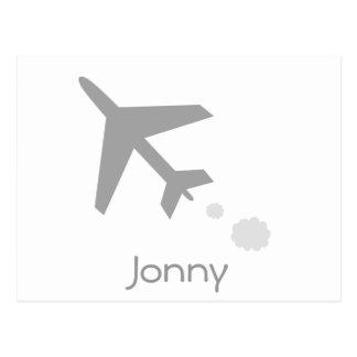 Jonny Post Card