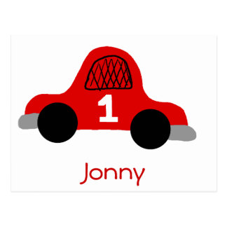 Jonny Postcard
