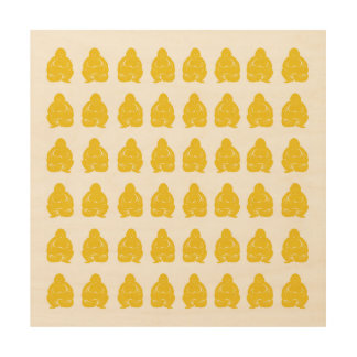 Jonquil Asian Moods Buddah Boys Wood Wall Decor