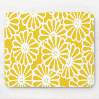 Jonquil Asian Moods Floral Mouse Pad