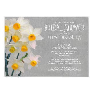 Jonquil Bridal Shower Invitations