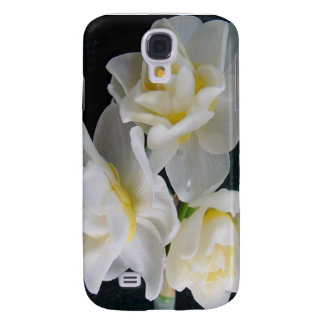 Jonquil Flower - Ecclesiastes 3:1 Samsung Galaxy S4 Covers