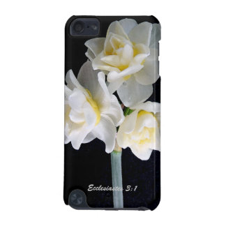Jonquil Flower - Ecclesiastes 3:1 iPod Touch 5G Cover