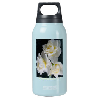 Jonquil Flower - Ecclesiastes 3:1 Insulated Water Bottle