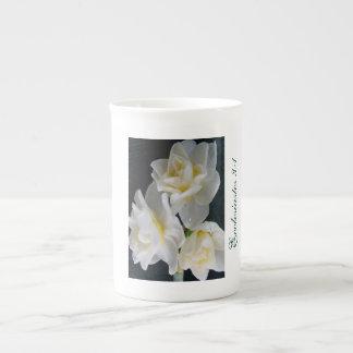 Jonquil Flower - Ecclesiastes 3:1 Porcelain Mug