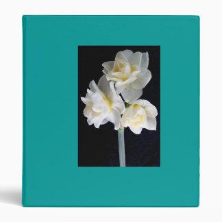 Jonquil Flower - Ecclesiastes 3:1 Vinyl Binders