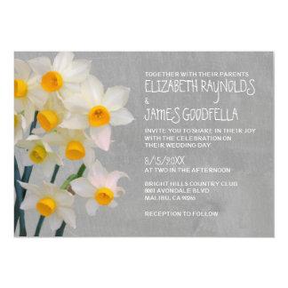 Jonquil Wedding Invitations