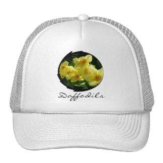 Jonquils/Daffodils/Narcissus Trucker Hat
