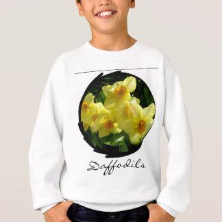 Jonquils/Daffodils/Narcissus Sweatshirt