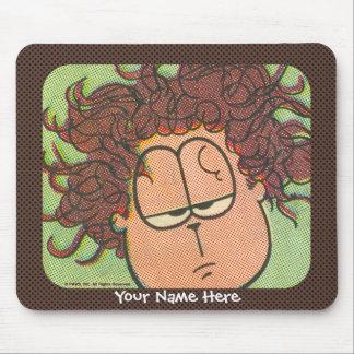 Jon's Bad Hair Day mousepad