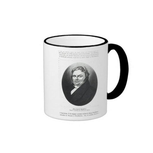 Jons Jakob Berzelius Ringer Coffee Mug