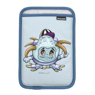 JONY PITTY ALIEN MONSTER CARTOON iPad Mini Sleeve For iPad Mini
