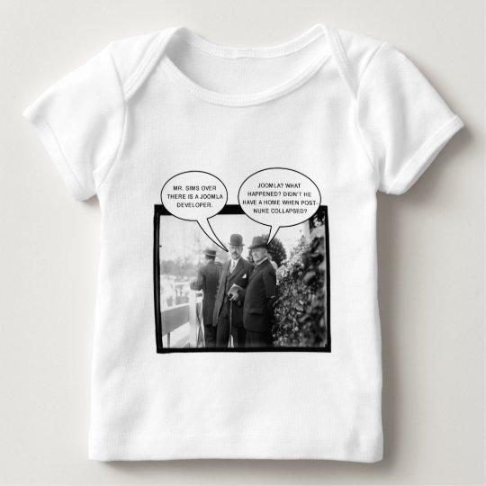 Joomla Developer Baby T-Shirt