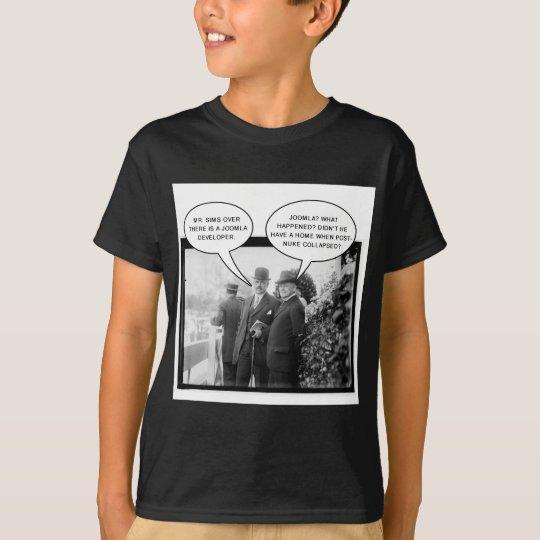 Joomla Developer T-Shirt