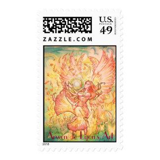 Jophiel Stamps