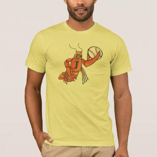 Joplin Crawdads Logo T T-Shirt