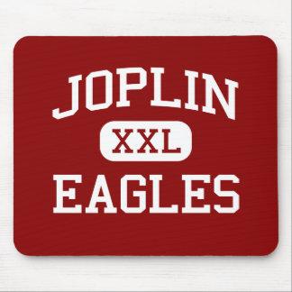 Joplin - Eagles - High School - Joplin Missouri Mouse Pad