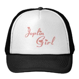Joplin Girl tee shirts Trucker Hat