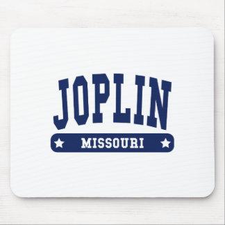 Joplin Missouri College Style tee shirts Mouse Pad