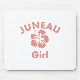 Joplin Pink Girl Mouse Pad