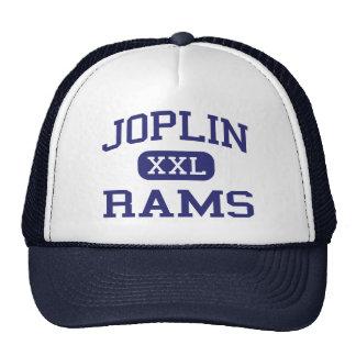 Joplin - Rams - High School - Joplin Montana Hats