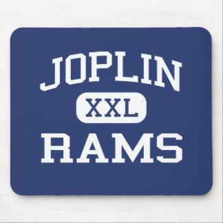 Joplin - Rams - High School - Joplin Montana Mouse Pad