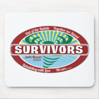 Joplin Survivor Mouse Pad