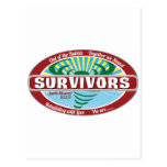 Joplin Survivor Post Card
