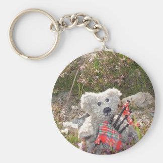 Joral in Scotland Keychain