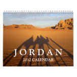 Jordan 2012 Calendar