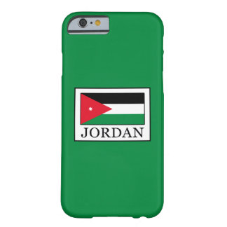 Jordan Barely There iPhone 6 Case