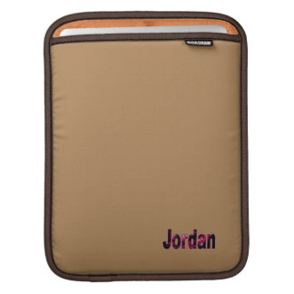 Jordan Brown Rickshaw iPad sleeve