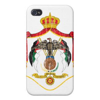 Jordan Coat Of Arms iPhone 4/4S Cover