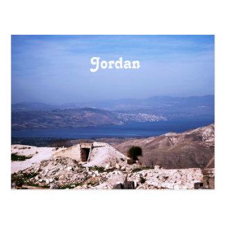 Jordan Countryside Postcard