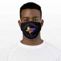 Jordan...Cystic Fibrosis Adult Cloth Face Mask