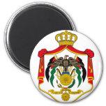 jordan emblem fridge magnet