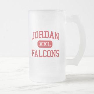 Jordan - Falcons - High - Durham North Carolina Coffee Mugs