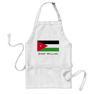 Jordan Flag Adult Apron