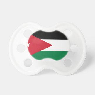 Jordan Flag Booginhead Pacifier