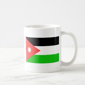 Jordan Flag Coffee Mug