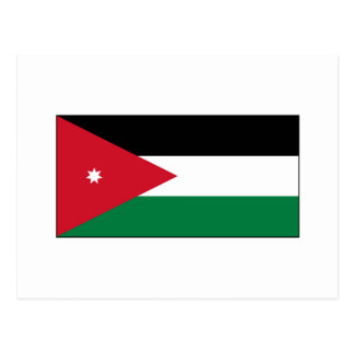 Jordan FLAG International Postcard