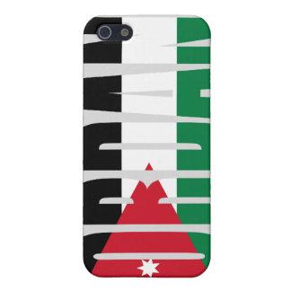 Jordan Flag  iPhone SE/5/5s Case