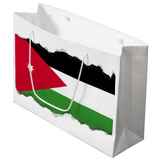 Jordan Flag Large Gift Bag