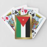 Jordan Flag Playing Cards