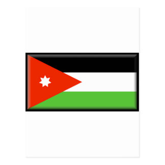 Jordan Flag Postcards