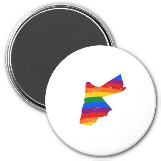 JORDAN GAY PRIDE FRIDGE MAGNETS